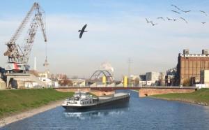 """Hafen wirbt um Kompromissvorschlag für die Teufelsbrücke / Initiative """"Rettet die Teufelsbrücke"""" will Denkmal erhalten und fordert Sanierung"""