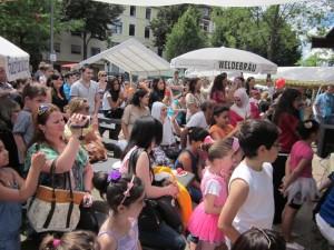 Stadtteilfest 2012